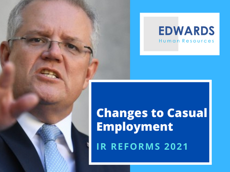 Changes to Casual Employment: What Businesses Need to Know!