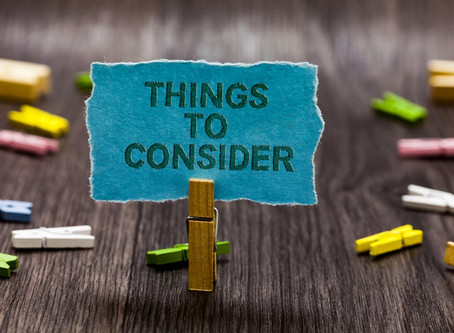 Covid-19 - Consider this before making changes in your business
