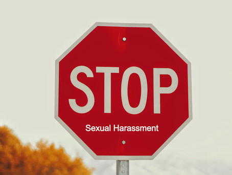 Sexual Harassment now considered Serious Misconduct