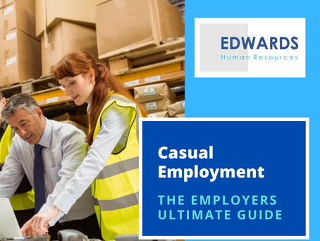 Changes to Casual Employment - A Practical Guide for Employers