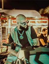 Farruko Music Video at Moonlite Dinere by Owner Kreshnik akaKesi Dibrani