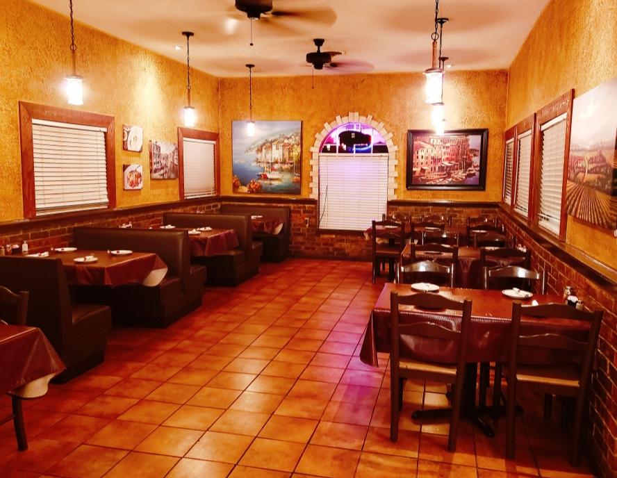 Prontos Pizza Pasta by Owner Kesi Dibrani. Best Italian Restaurant in Bridgeport and DFW