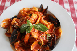 Prontos Pizza Pasta by Owner Kesi Dibrani. Best Italian Restaurant in Bridgeport andDFW
