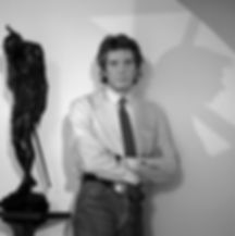 "Jeannette Montgomery Barron, ""Robert Mapplethorpe,"" 1987 Courtesy of ClampArt, New York City"