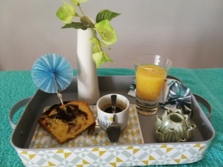 Un moment de détente suivi d'un moment de convivialité en partageant un thé ou café gourmand