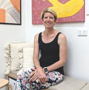 Amber Van De Camp Yoga Waverley Teacher