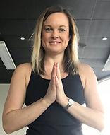 Leanne grothe yoga instructor