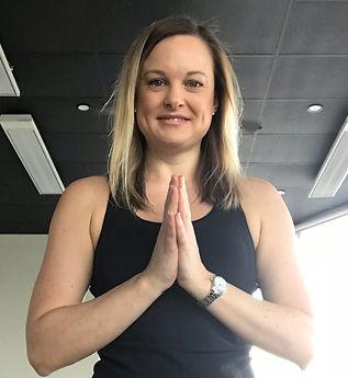 leanne grothe yoga teacher