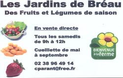 Les Jardins de Bréau