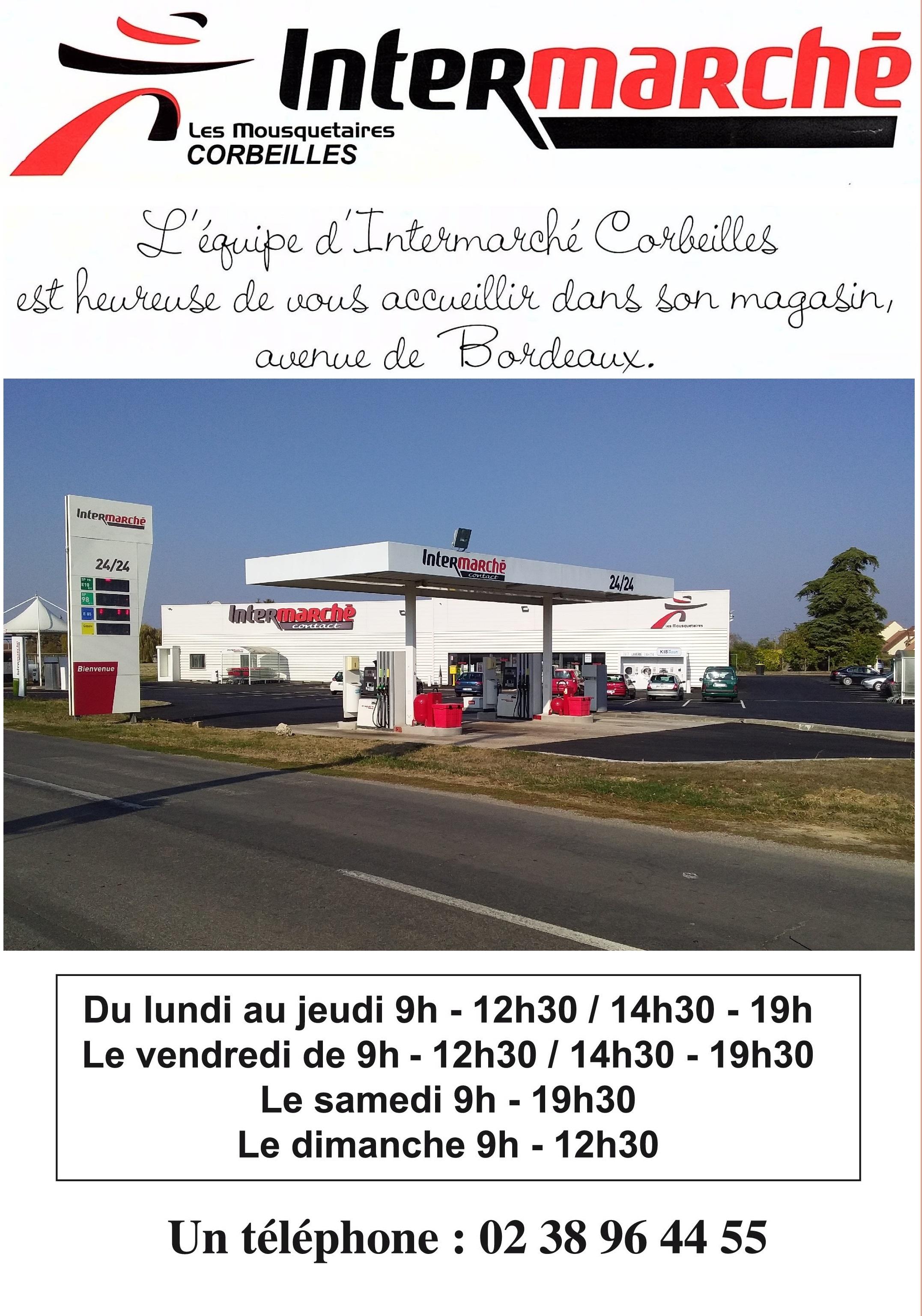 Intermarché Corbeilles
