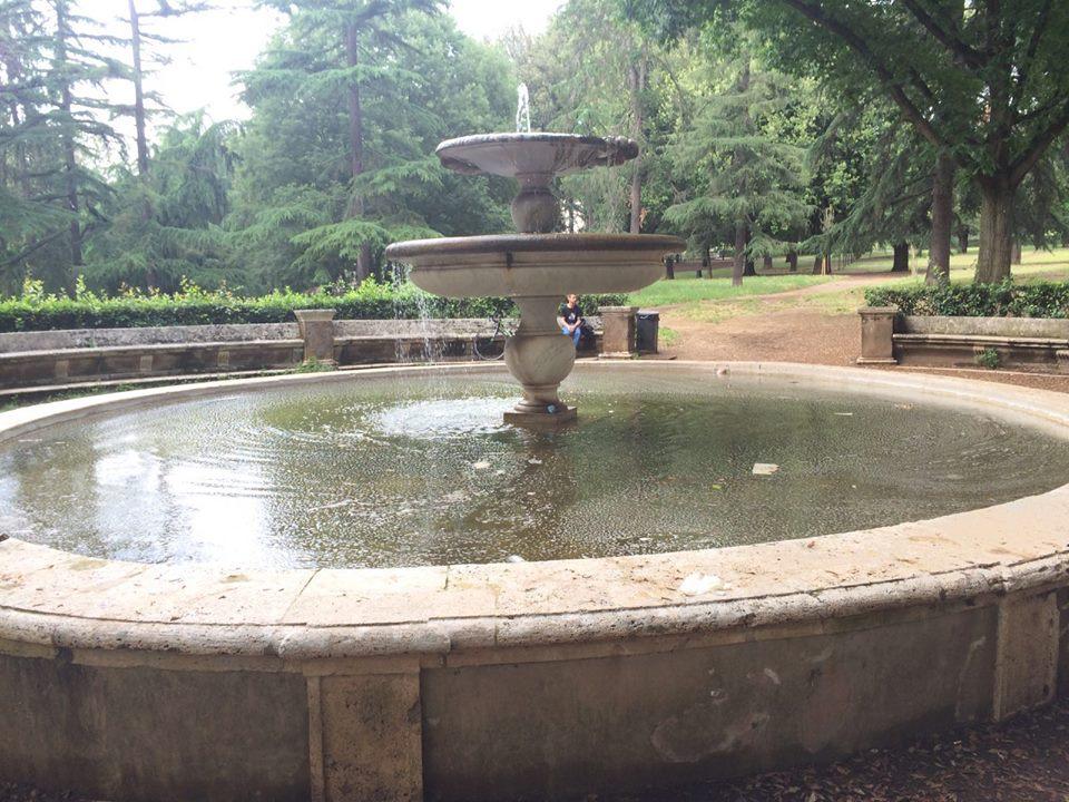 Borghezzi Fountain Rome