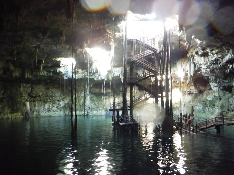 Cancun Cenote