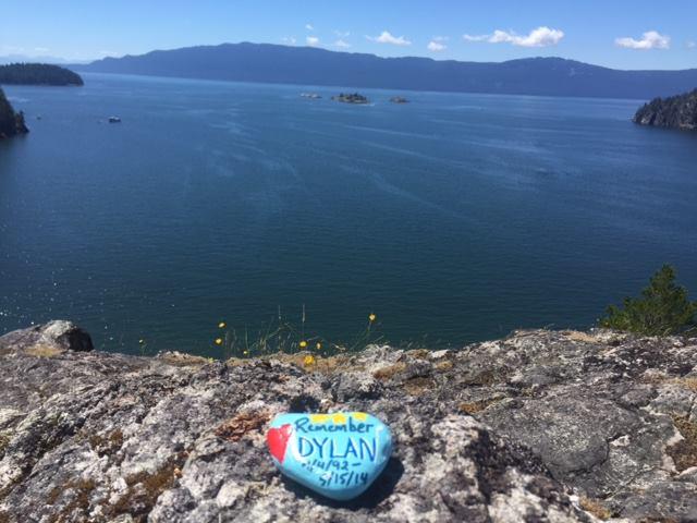 Sakinaw Lake, BC