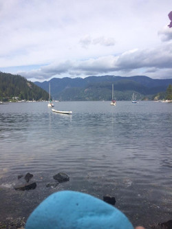 Deep Cove, North Vancouver View