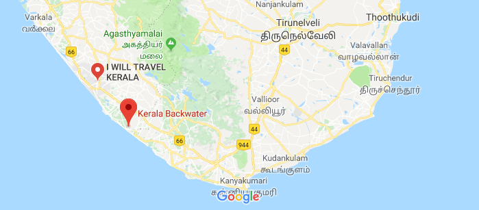 India 5 Backwaters of Kerala India