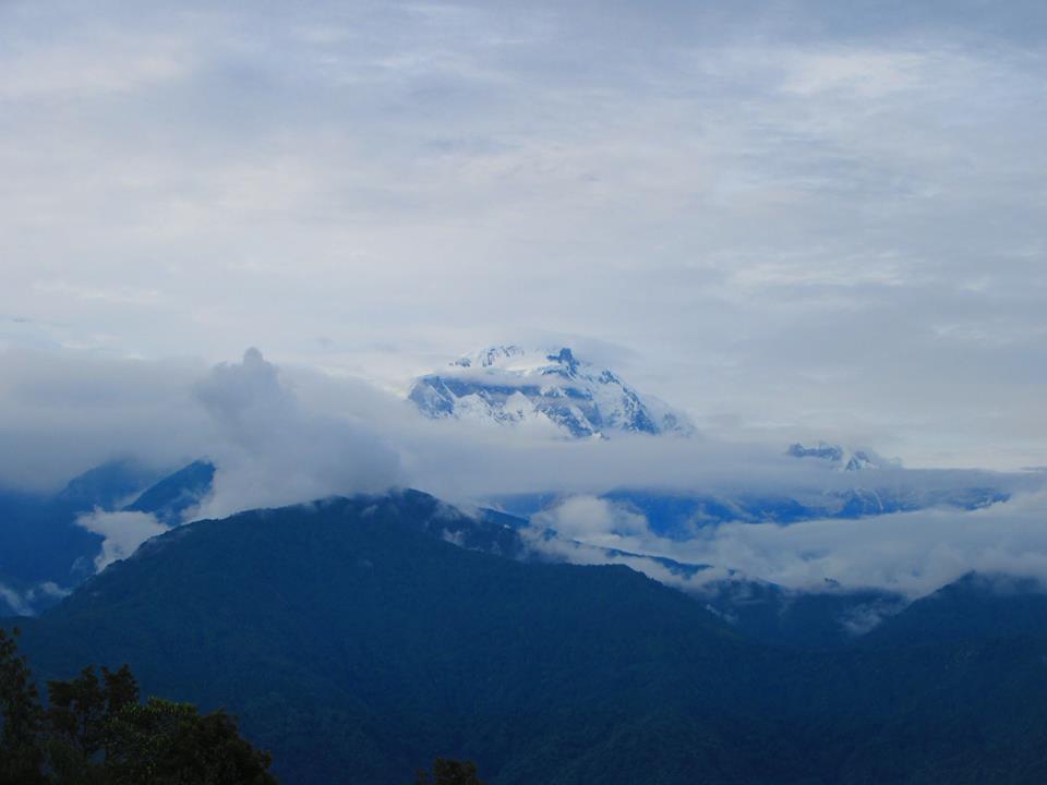 Sarangkot Nepal