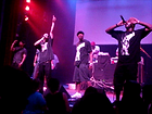 MDZ Top Flight Denver tour 2012 Gorilla Walk performance live