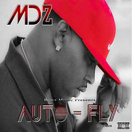 MDZ - Auto Fly Album cover