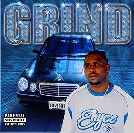 MDZ - Grind Album cover