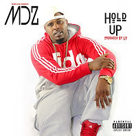 MDZ - Hold Up cover art (dirty)