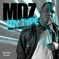 MDZ - My Type (Single Cover - Front) FIN
