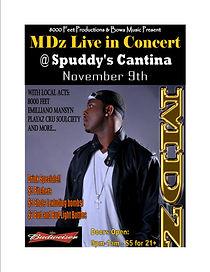 MDZ Waka Flaka Flame Denver Ogder 2012 Live performance tour