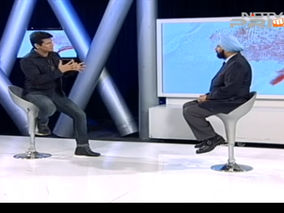 A Marketing Maverick's Journey on NDTV: Rajiv Makhni in conversation with Marketing Guru Satjiv