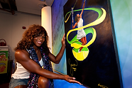 Serena Williams by Veramaria