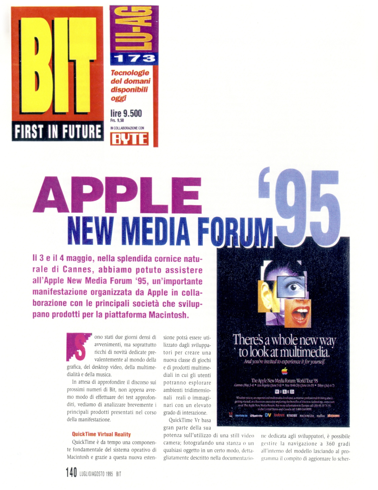 (1995) Bit First in Future P1
