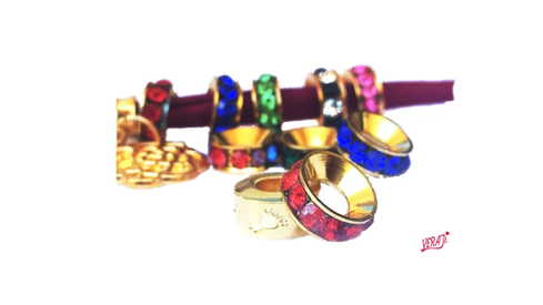 Charms and Pendants inside the Diwali Countdown Box