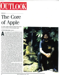 (1996) Outlook _The core of Apple_ P1