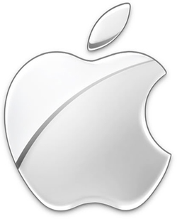 4 Apple logo