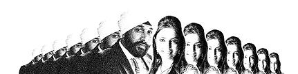 Patwant Singh Paining by Veramaria