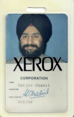 Xerox ID
