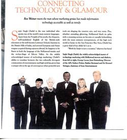 Technology & Glamour