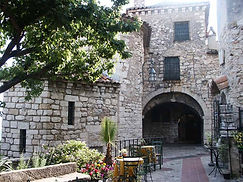 Medieval Village of eze france