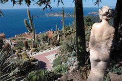 View from Le Jardin d'Eze