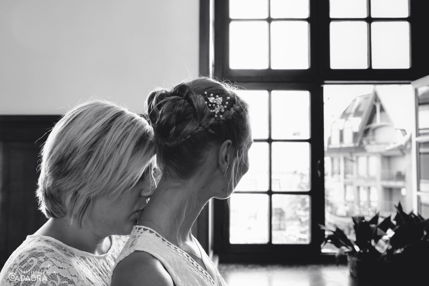 Huwelijk Femke en Elise