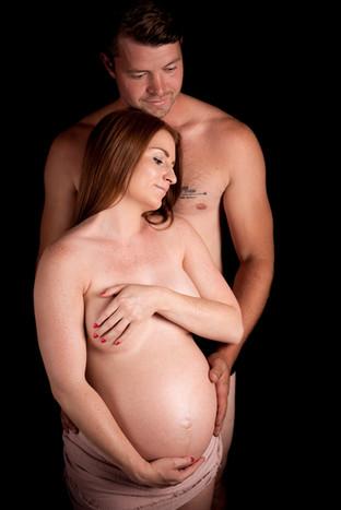 Stralend Zwanger