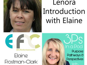 Leonora Introduction with Elaine