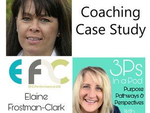 A Coaching Case Study