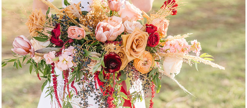 What to know about your wedding day florals