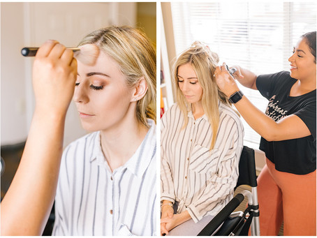 What to know when prepping for your wedding day hair and makeup