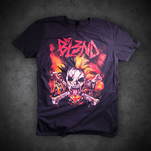 DJ BL3ND FIRE T-SHIRT