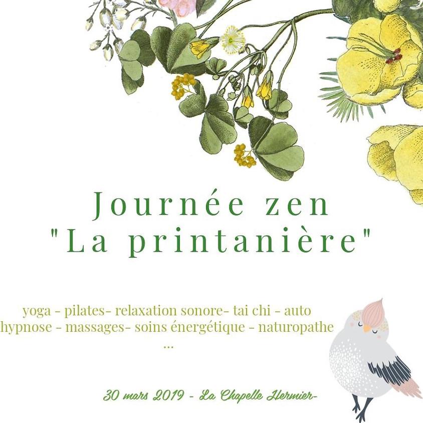 Journée Zen - la printanière