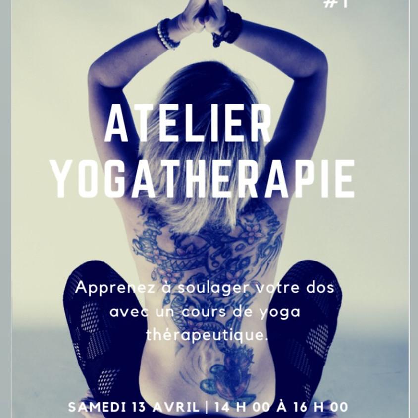 ATELIER YOGA THERAPIE #1