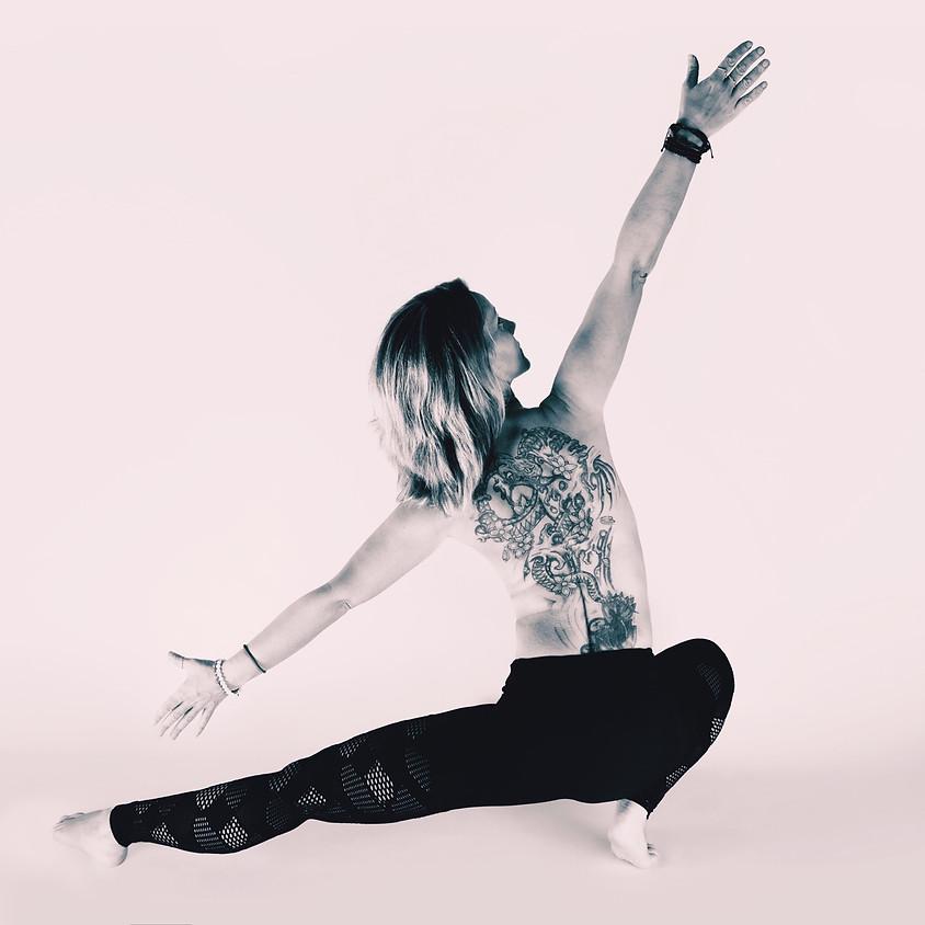 Danse du dragon - journée internationale du yoga