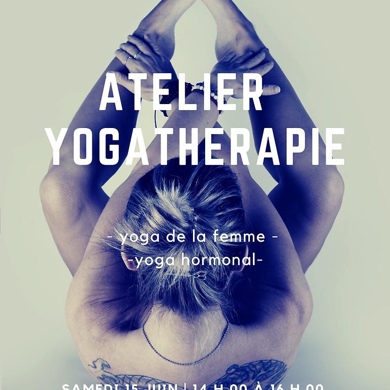 Atelier yoga thérapie #3