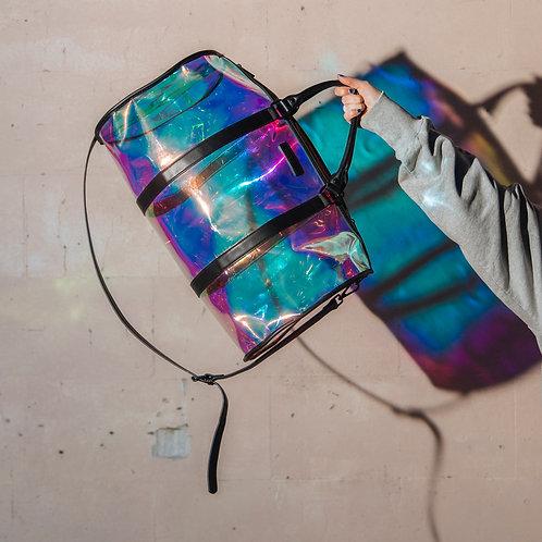 Holograpic travel bag