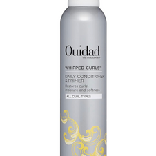 Ouidad Intensive Moisture Primer Restores Curls' Strength and Softness